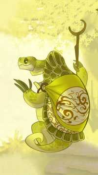 Master Oogway Wallpaper Phone 2