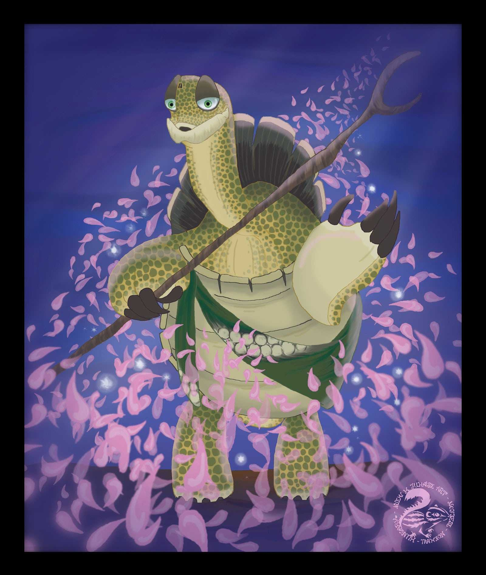 Master Oogway Wallpapers 1