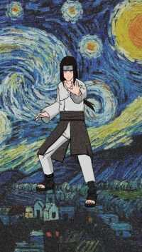 Neji Wallpaper Phone 10