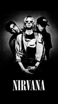 Nirvana Wallpaper iPhone 7