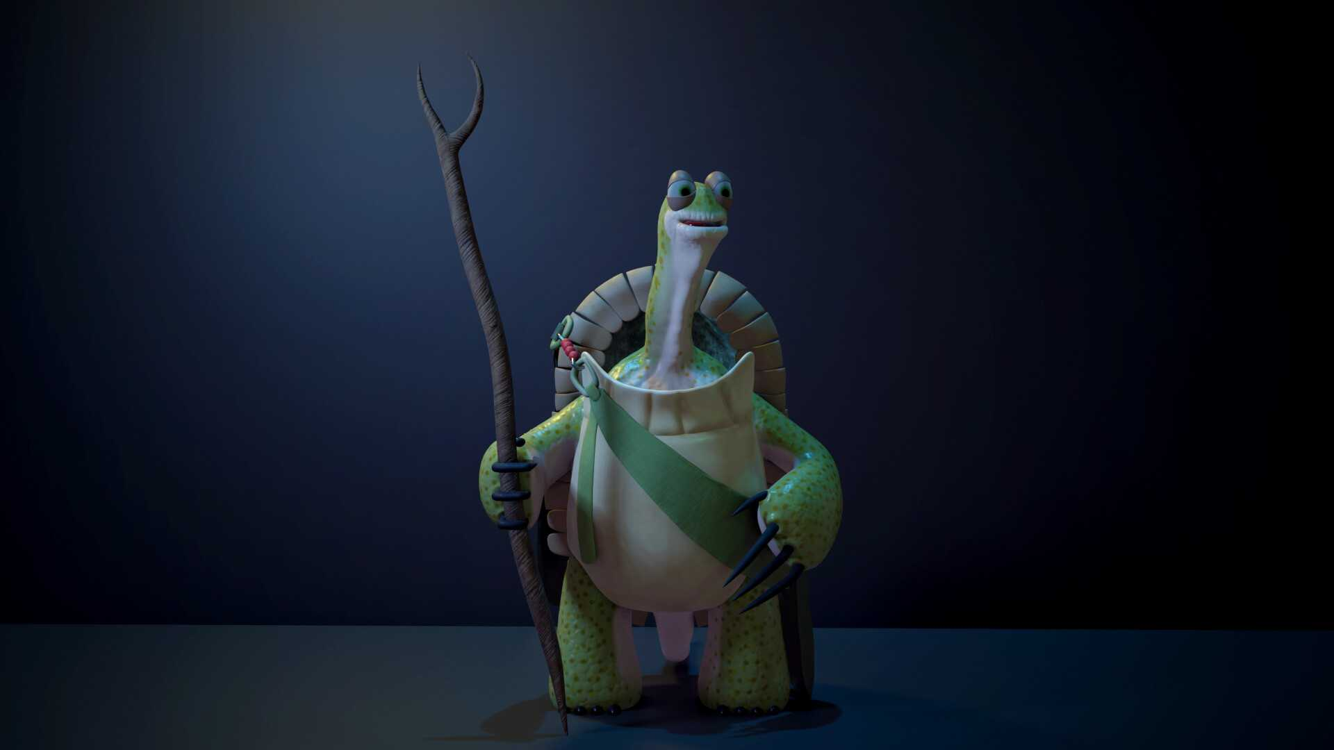 Oogway Wallpaper 1