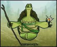 Oogway Wallpaper 5