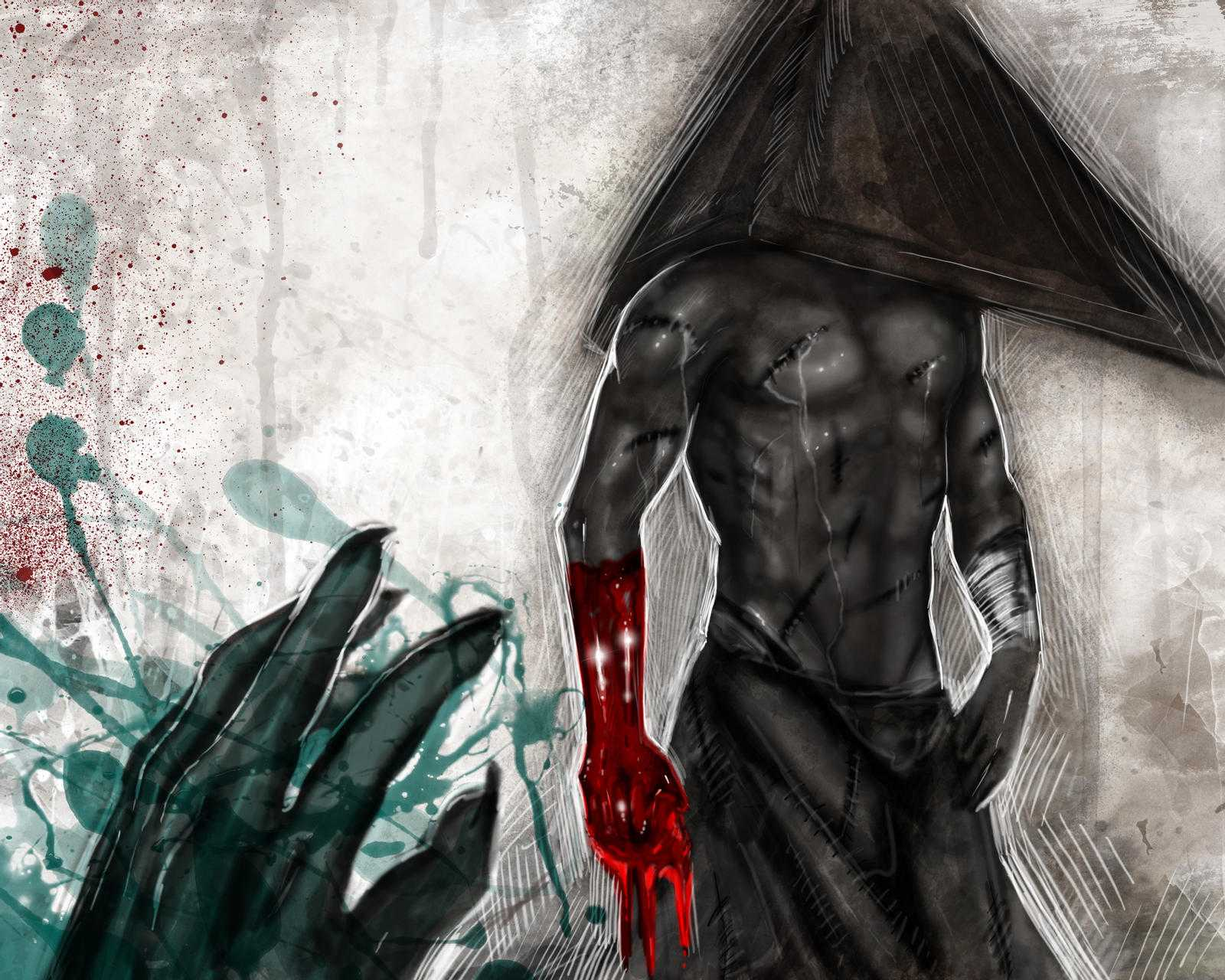 Pyramid Head PC Wallpaper 1