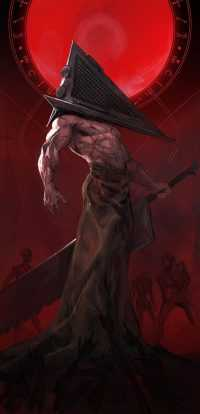 Pyramid Head Wallpaper 2