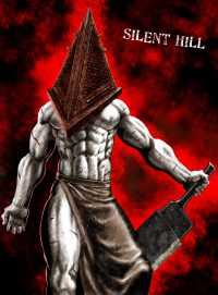 Pyramid Head Wallpapers 4