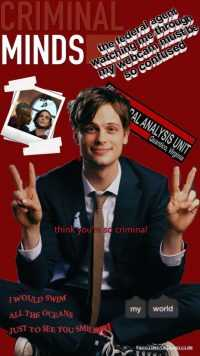 Spencer Reid Wallpaper 3