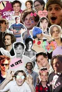 Spencer Reid Wallpaper Phone 1