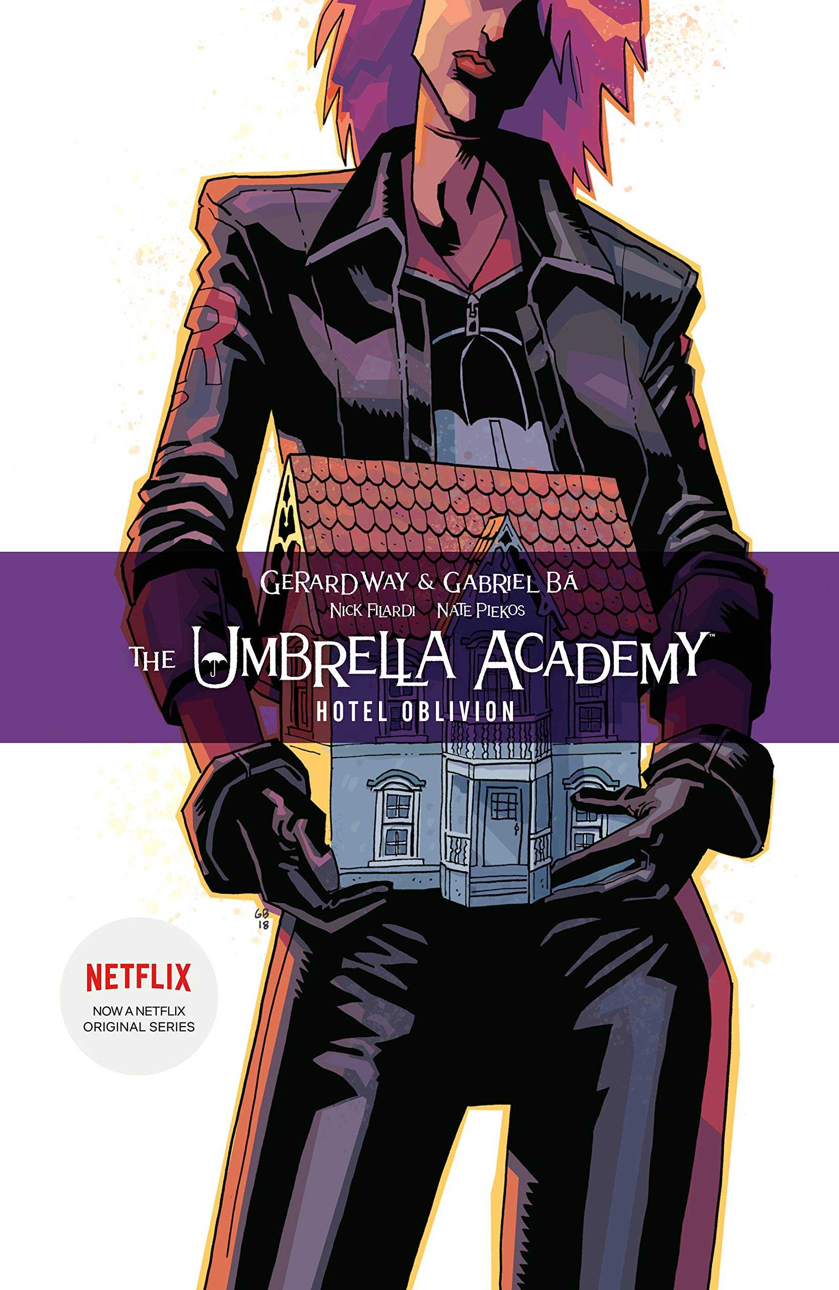 Umbrella Academy Wallpaper 1