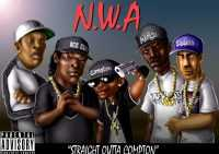 Wallpaper NWA 3