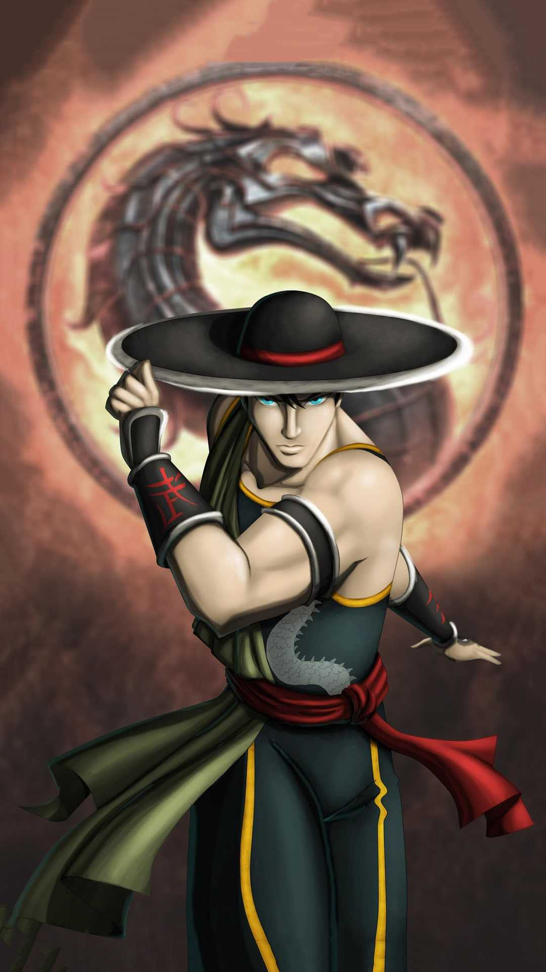 iPhone Kung Lao Wallpaper 1