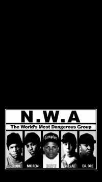 iPhone NWA Wallpaper 2