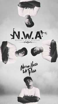iPhone NWA Wallpaper 1