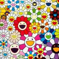 Murakami Flower Wallpapers 3