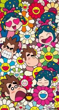Takashi Murakami Wallpapers 9