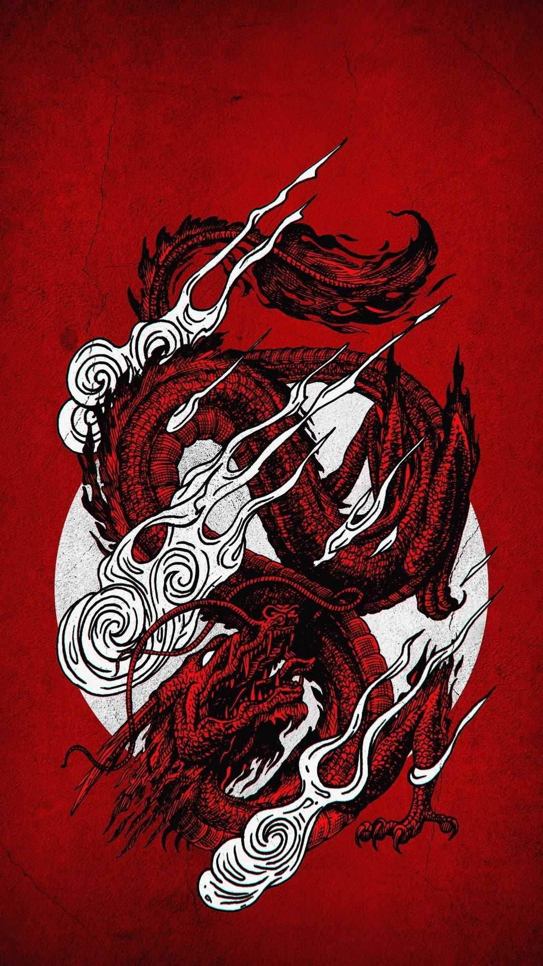 Tokyo Japan Dragon Wallpaper Kolpaper Awesome Free Hd Wallpapers